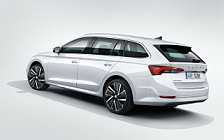 Cars wallpapers Skoda Octavia Combi iV - 2020