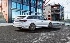 Cars wallpapers Skoda Octavia Combi - 2020