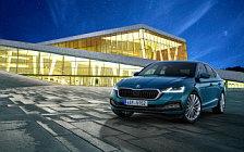 Cars wallpapers Skoda Octavia - 2020
